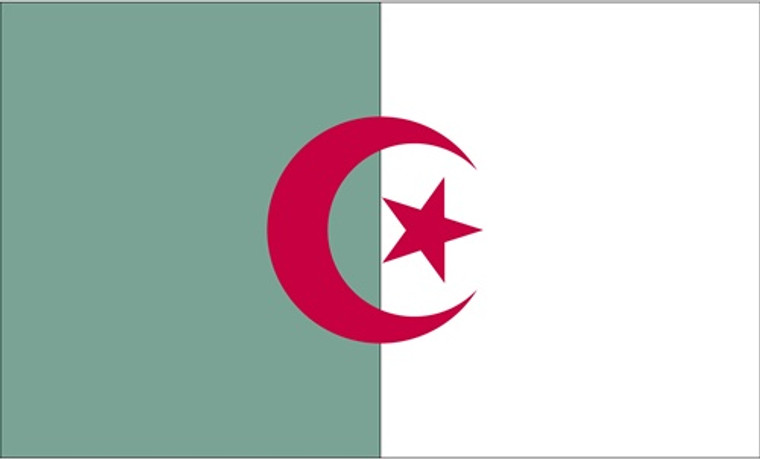 Algeria - 3'x5' Light Weight Polyester Flag