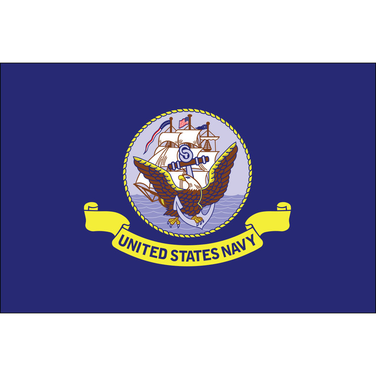 Navy Flags