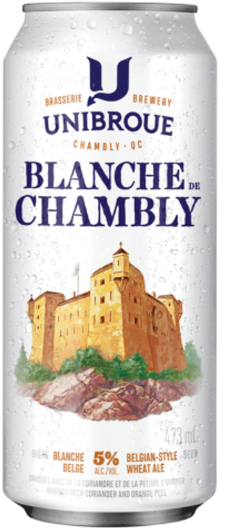 BLANCHE DE CHAMBLY
