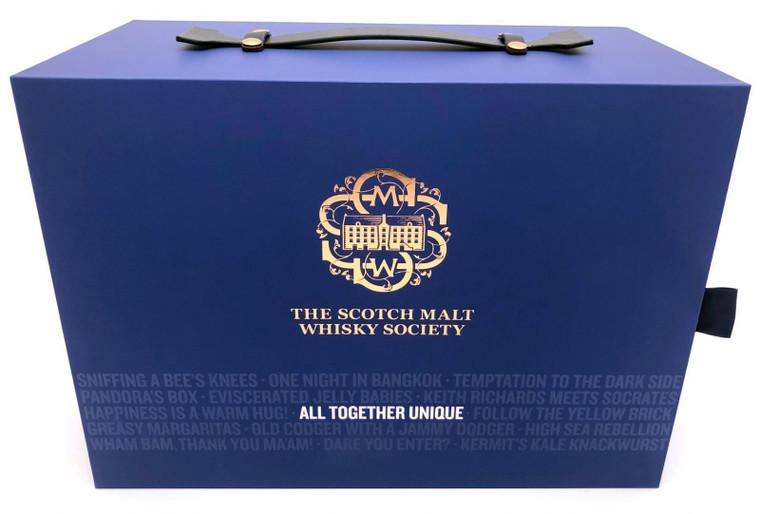 Scotch Malt Whisky Society New Member Welcome Kit