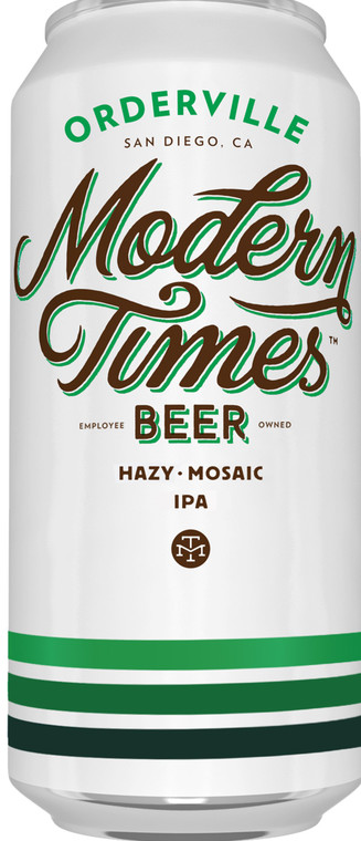 MODERN TIMES ORDERVILLE IPA 473 ML CAN