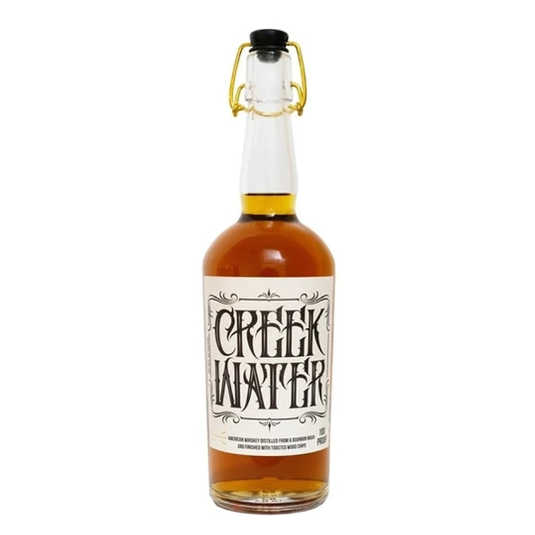 CREEK WATER AMERICAN WHISKY