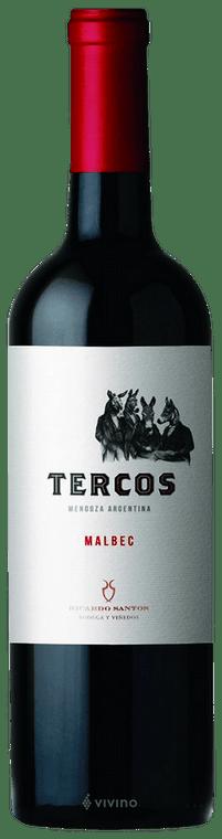 TERCOS MALBEC 750 ML