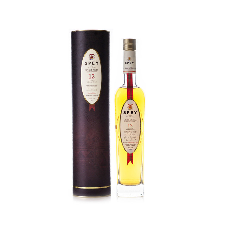 SPEY 12 YEAR OLD