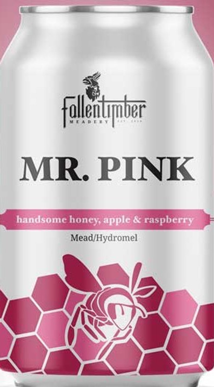FALLENTIMBER MR. PINK 355 ML CAN