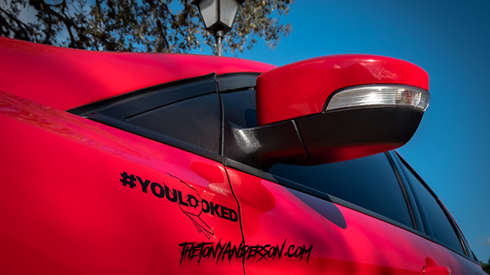 #YOULOOKED Decal