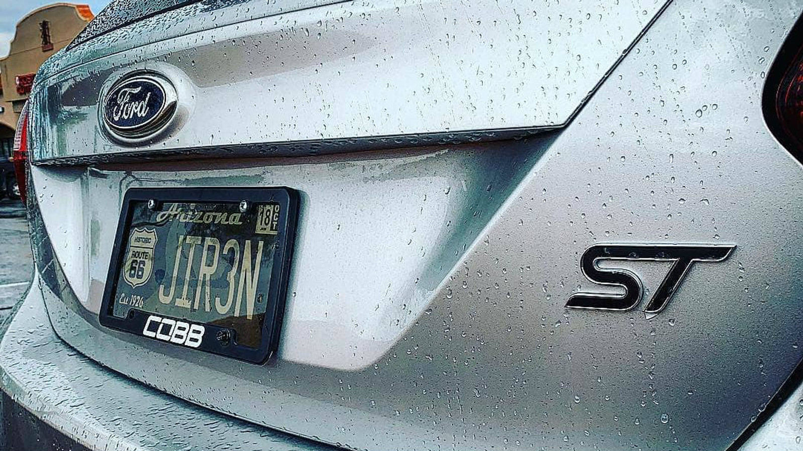 Rear Focus ST Inlay posted by @_jir3n