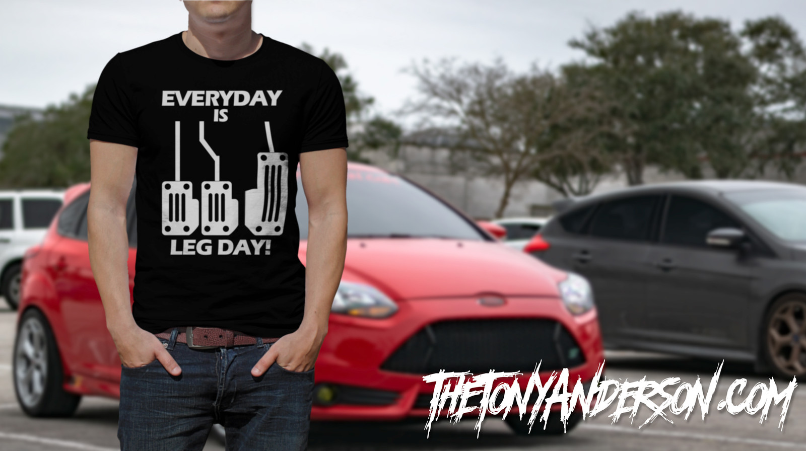 Everyday is Leg Day Shirt