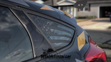 Focus ST Quarter Window Flag posted by @evileric19