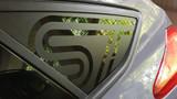 "Ford Focus Hatchback ""ST"" Quarter Window Decal"