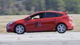 "Ford Focus Hatchback ""ST"" Quarter Window Decal(s)"