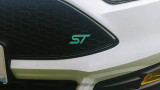 Front Ford Focus ST Badge Inlay
