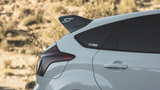 Ford Focus RS Wing with ST Wing Decal