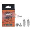 3 Pack QUARTZ Splash Guard Coils
