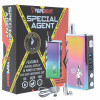 Special Agent Conceal Wax Vape Juice Pen Kit : Rainbow
