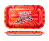 Cheech & Chong 40TH Anniversary Small Tray - Red