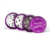 Famous X Cheech & Chong 3 Stage Grinder- Purple