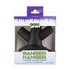 Ooze - Silicone Banger Stand - Panther Black