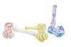 """4.5"""" Small Hammer Bubbler Pipe Assorted Colors"""