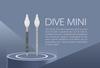 Yocan - Dive Mini 400mAh Electronic Concentrate Pen - Purple