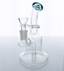 "6"" Glass Water Pipe Banger Hanger Dab Rig / Bong"