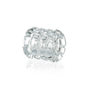 Blue Blood 14mm 45 Degree Female Diamond Knot Quartz Banger Kit