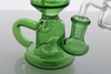 """5"""" Mini Klein Recycler Dab Rig with 14mm Male 90 Degree Banger 25mm Dia"""