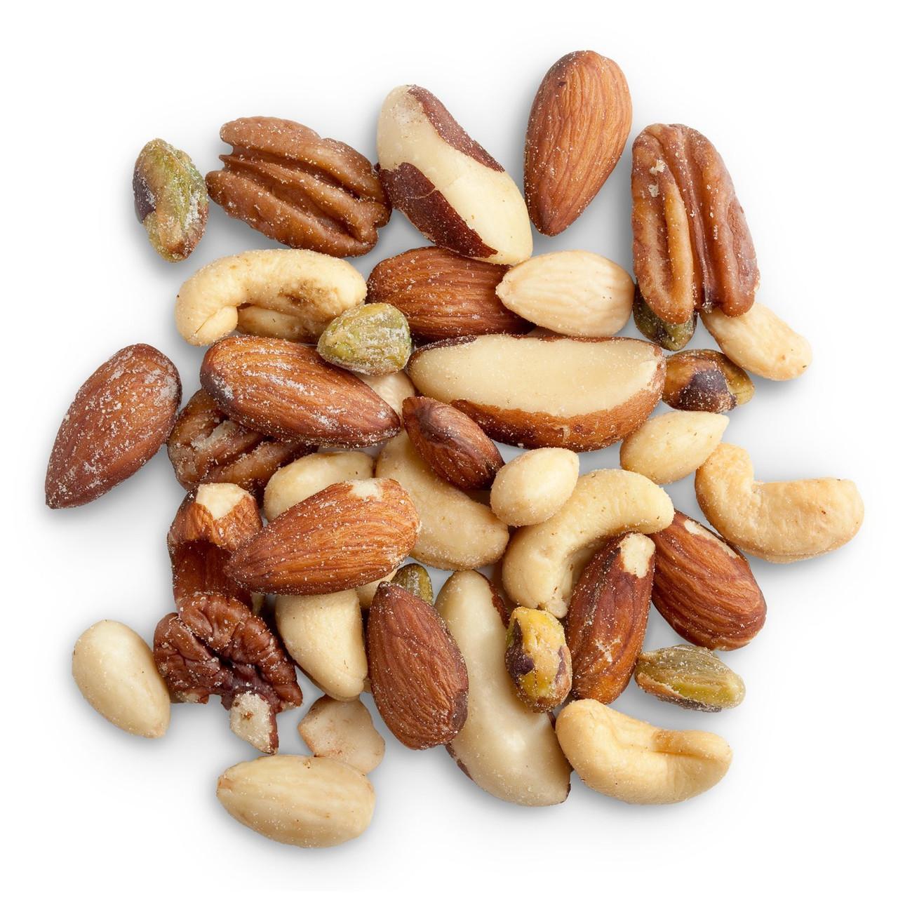 Nutty Flavor