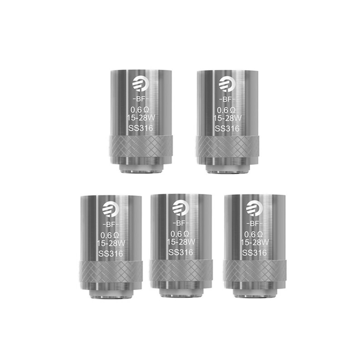 EGO AIO Replacement Coils (0.5 ohms) 1 Pack : Free Shipping
