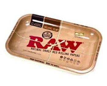 Raw Medium Rolling Tray
