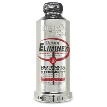 Ultimate Maximum Strength Premium 1 Step Cleansing System Detox Drink By Herbal Clean