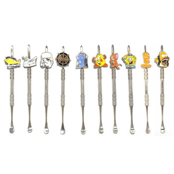 Stainless Steel Character Dabber & Carving Tool