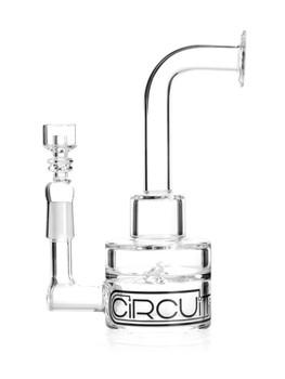 "7"" GRAV® Circuit Rig - Clear"