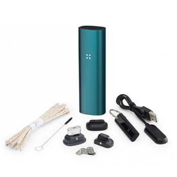 Pax 3 Vaporizer Wax and Dry Herb Vape Pen Complete Kit