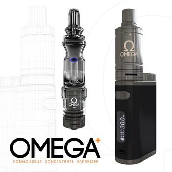 Omega Plus Connoisseur Concentrate Vaporizer