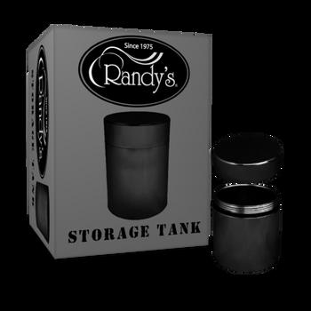 Randy's Storage Tank : 45mm Black Aluminum Tank