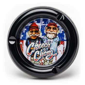 Cheech and Chong Stashtray U S A