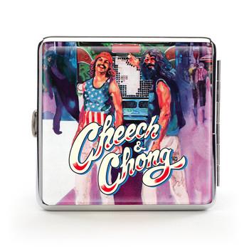 Cheech and Chong Deluxe Cigarette case 85mm Truckin