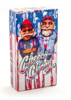 Cheech and Chong Flip Top Cigarette Case 100mm U S A