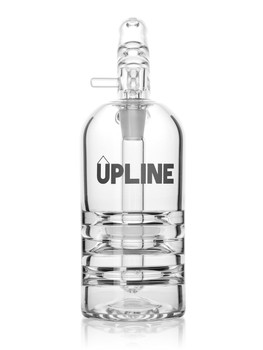 "9"" Upline Upright Bubbler by GRAV"