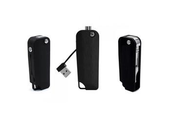 Master Key Conceal Cartridge Vape Battery Black 2 Pack