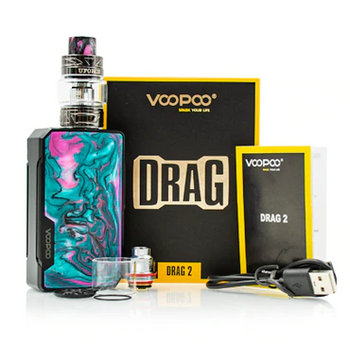 VOOPOO DRAG 2 177W & UFORCE T2 Starter Kit