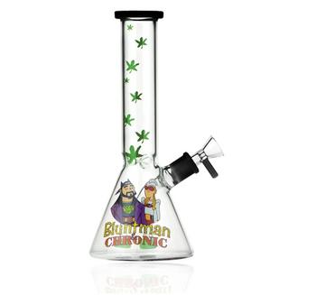 Bluntman & Chronic Water Pipe - Black