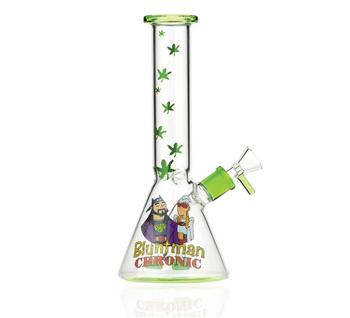 Bluntman & Chronic Water Pipe - Bright Green