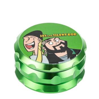 Jay and Silent Bob's 50mm Grinder - Green