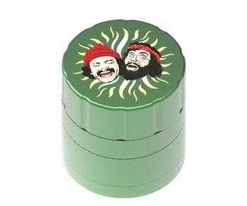 Cheech & Chong 40th Anniversary Grinder - Green