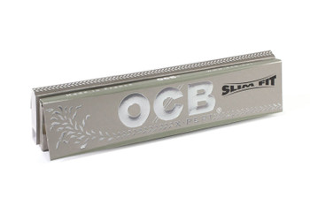 OCB X-Pert Rolling Papers Slim Fit with Tips