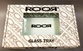 ROOR ROLLING GLASS TRAY LG.