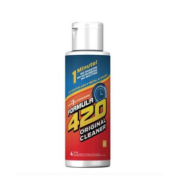 FORMULA 420 GLASS CLEANER, 4 OZ TRAVEL SIZE