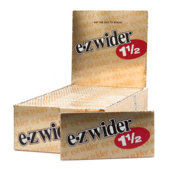 E-Z Wider Lights 1 1/2 Rolling Papers